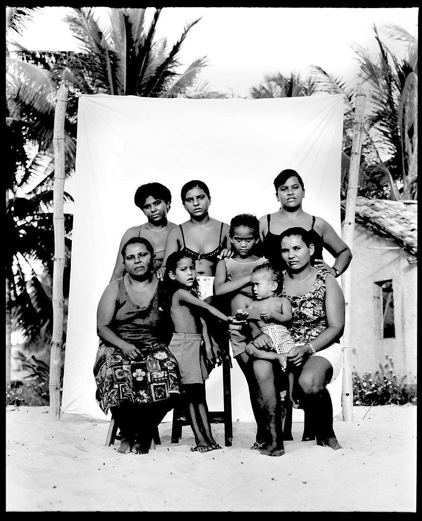 Familia de Tomas e Marluce 1999