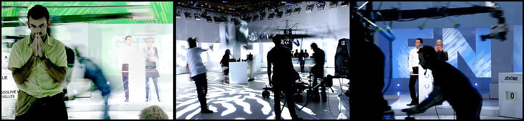 RTBF studio
