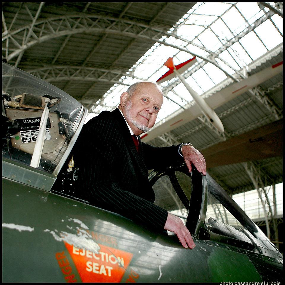 Mr Wuyts - Aeronautical Museum director