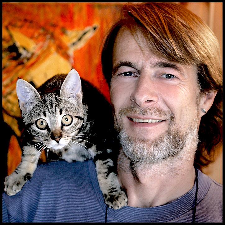 Joël Dehasse - Cats psychologist