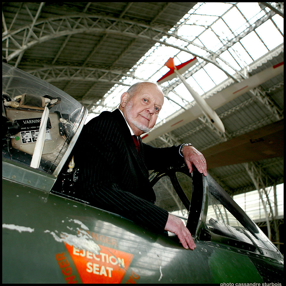 Mr Wuyts - Aeronautical Museum director