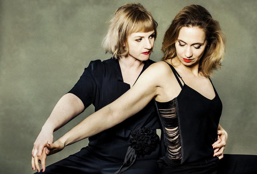 Grazyna Bienkowski & Karin Clercq